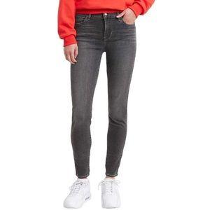 Levi's | 710 Super Skinny Dark Grey Jeans